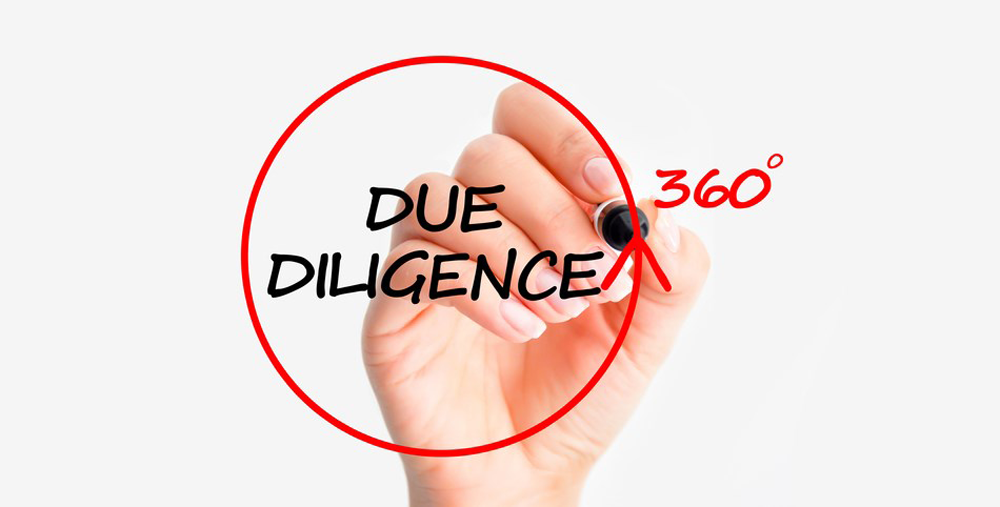 cryptocurrency trading strategies due diligence